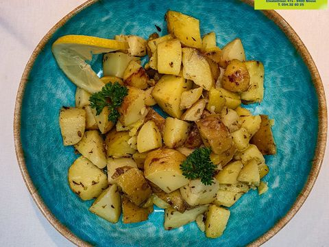 Aardappelen- en bijgerechten
