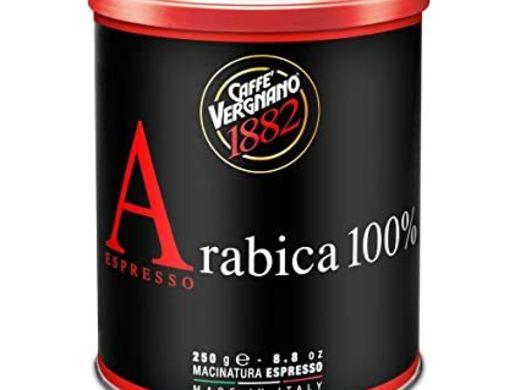 Vergnano Arabica Espresso Lattina 250 gr
