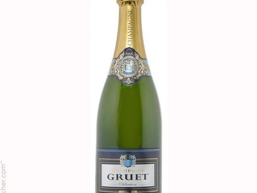 Champagne Gruet 0,75 cl