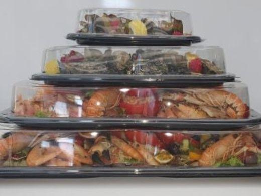 Nino Seafoodtoren (€65/ per persoon)