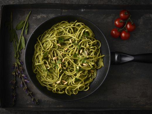 Linguine al Pesto Genovese